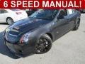 Black Diamond Tricoat 2013 Cadillac CTS -V Sedan