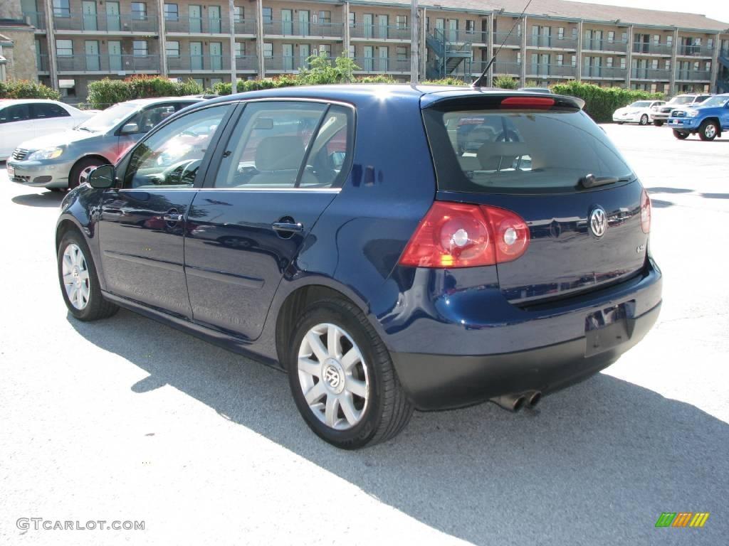 shadow blue metallic volkswagen rabbit  door  photo  gtcarlotcom car color