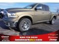 2015 Prairie Pearl Ram 1500 Laramie Quad Cab 4x4  photo #1