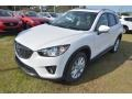 2015 Crystal White Pearl Mica Mazda CX-5 Grand Touring #100842250