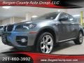 Space Grey Metallic 2012 BMW X6 xDrive35i