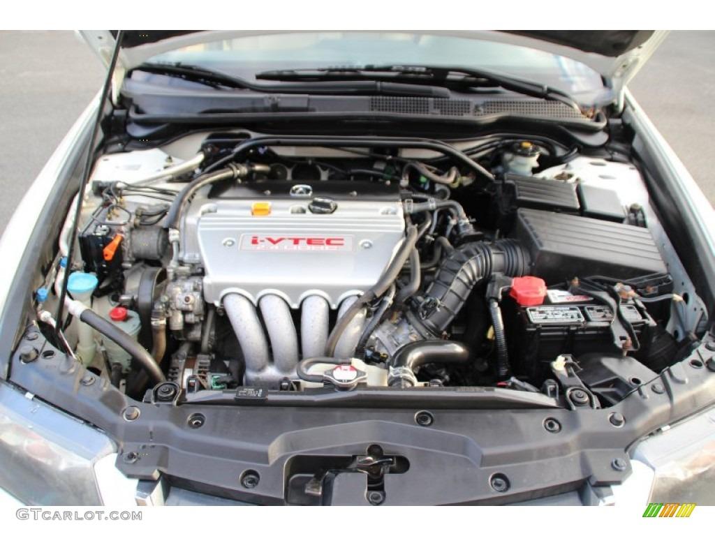 Acura TSX Sedan Engine Photos GTCarLotcom - 2004 acura tsx engine