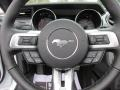 Ebony Steering Wheel Photo for 2015 Ford Mustang #100896979