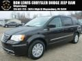 Mocha Java Pearl 2015 Chrysler Town & Country Touring