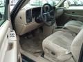 2001 Forest Green Metallic Chevrolet Silverado 1500 LS Extended Cab 4x4  photo #5