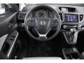 2015 Alabaster Silver Metallic Honda CR-V EX-L AWD  photo #13