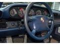 Midnight Blue Steering Wheel Photo for 1995 Porsche 911 #100957468