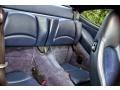 Midnight Blue Rear Seat Photo for 1995 Porsche 911 #100957669