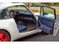 Midnight Blue Interior Photo for 1995 Porsche 911 #100957762