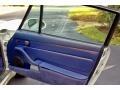 Midnight Blue Door Panel Photo for 1995 Porsche 911 #100957795