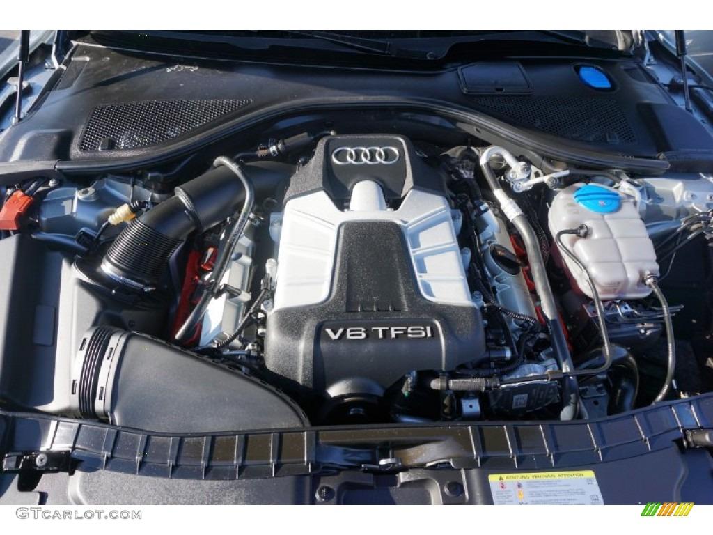 2012 Audi A7 3 0t Quattro Premium Engine Photos Gtcarlot Com