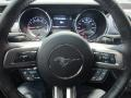 Ebony Steering Wheel Photo for 2015 Ford Mustang #100991417