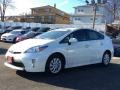 Blizzard White Pearl - Prius Plug-in Hybrid Photo No. 7