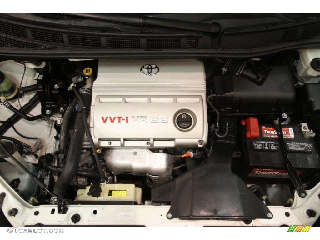 2006 Toyota Sienna Xle 3 3l Dohc 24v Vvt I V6 Engine Photo