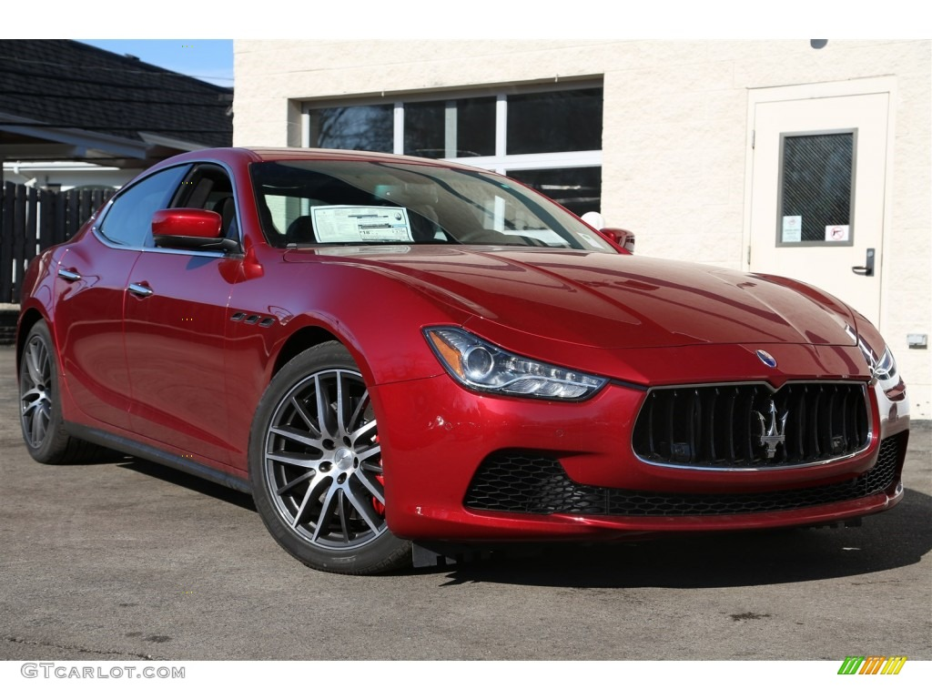 2019 Maserati Ghibli  The absolute opposite of ordinary