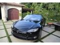 Black Solid - Model S  Photo No. 9