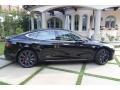 2014 Model S  Black Solid