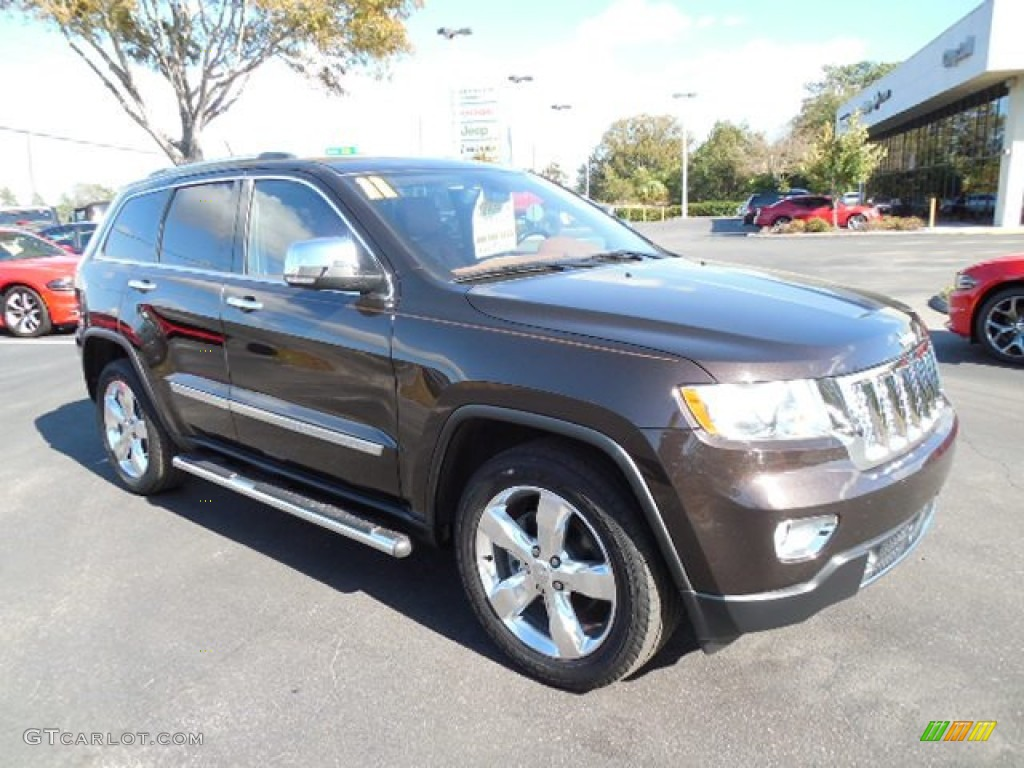 rugged brown pearl 2011 jeep grand cherokee overland exterior photo 101064694. Black Bedroom Furniture Sets. Home Design Ideas