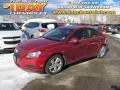 Crystal Red Tintcoat 2014 Chevrolet Cruze Diesel