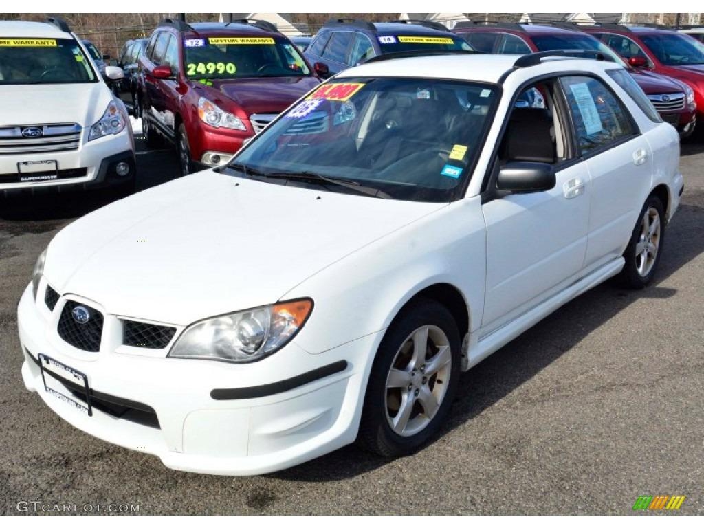 2006 Subaru Impreza 2 5i Wagon Exterior Photos Gtcarlot Com