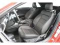 Ebony Front Seat Photo for 2015 Ford Mustang #101088099