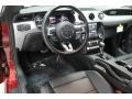 Ebony Dashboard Photo for 2015 Ford Mustang #101088114