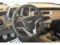 Black Steering Wheel Photo for 2015 Chevrolet Camaro #101094819