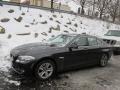 Dark Graphite Metallic II 2012 BMW 5 Series 528i xDrive Sedan