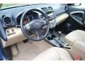 Sand Beige Interior Photo for 2011 Toyota RAV4 #101098605