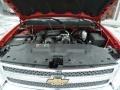 2013 Victory Red Chevrolet Silverado 1500 Work Truck Regular Cab 4x4  photo #17