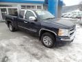 2011 Imperial Blue Metallic Chevrolet Silverado 1500 LS Extended Cab  photo #4