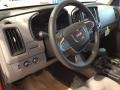 Jet Black/Dark Ash Steering Wheel Photo for 2015 GMC Canyon #101106207