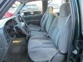 2006 Dark Green Metallic Chevrolet Silverado 1500 LS Crew Cab  photo #28