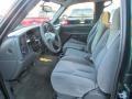 2006 Dark Green Metallic Chevrolet Silverado 1500 LS Crew Cab  photo #29