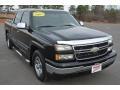 2007 Black Chevrolet Silverado 1500 Classic LS Crew Cab #101090671