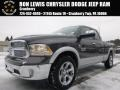 Granite Crystal Metallic 2015 Ram 1500 Laramie Quad Cab 4x4