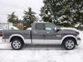 Granite Crystal Metallic - 1500 Laramie Quad Cab 4x4 Photo No. 6
