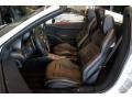 Front Seat of 2015 458 Spider