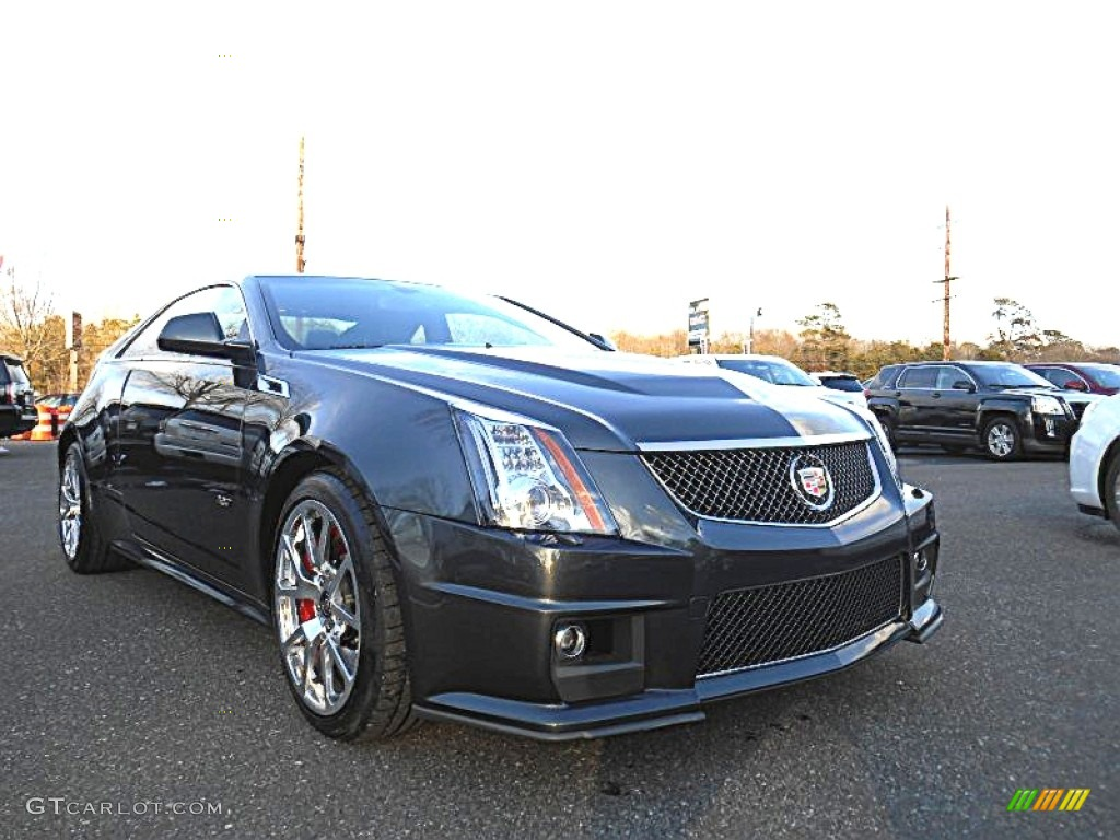 2015 phantom gray metallic cadillac cts v coupe 101127562 car color galleries. Black Bedroom Furniture Sets. Home Design Ideas