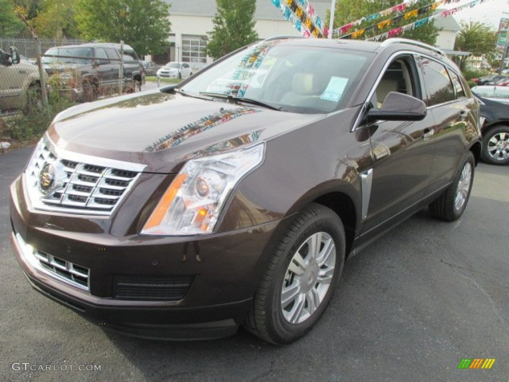 2015 Cocoa Bronze Metallic Cadillac Srx Luxury Awd 101164371 Photo 5 Car