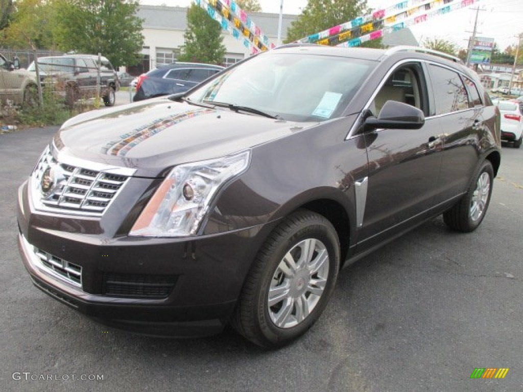 2015 Majestic Plum Metallic Cadillac Srx Luxury Awd 101164367 Car Color Galleries