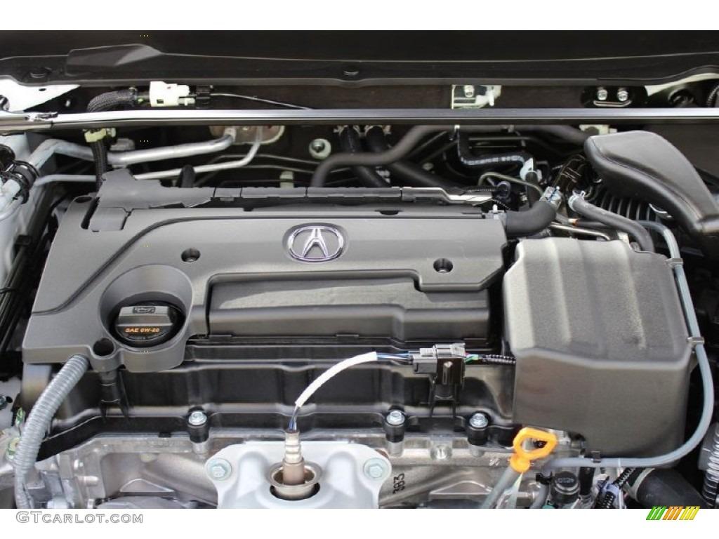 2015 Acura Tlx 2 4 2 4 Liter Di Dohc 16 Valve I Vtec 4 Cylinder Engine Photo 101186131 Gtcarlot Com