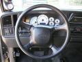 2002 Light Pewter Metallic Chevrolet Silverado 1500 LS Extended Cab 4x4  photo #9