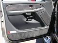2002 Light Pewter Metallic Chevrolet Silverado 1500 LS Extended Cab 4x4  photo #11