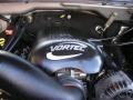 2002 Light Pewter Metallic Chevrolet Silverado 1500 LS Extended Cab 4x4  photo #17