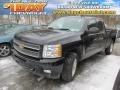 2013 Black Chevrolet Silverado 1500 LT Extended Cab 4x4 #101187242