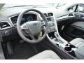 Earth Gray Interior Photo for 2015 Ford Fusion #101201060