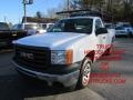 Summit White 2013 GMC Sierra 1500 Regular Cab