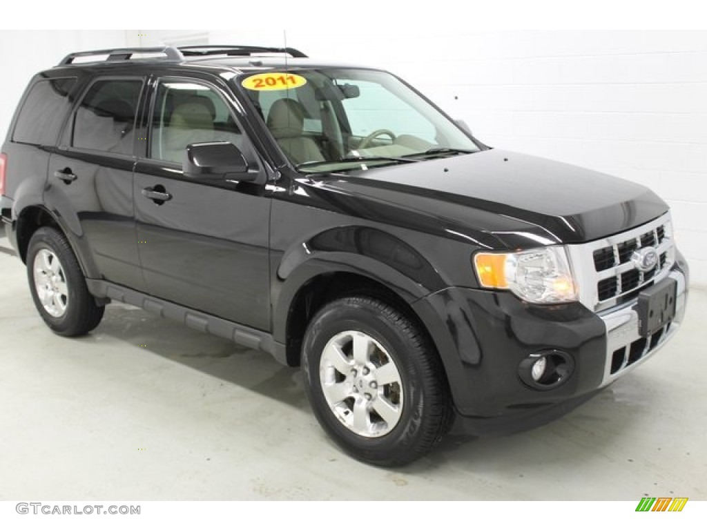 2011 tuxedo black metallic ford escape limited 4wd 101187118 photo 33 car. Black Bedroom Furniture Sets. Home Design Ideas