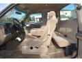 Medium Parchment Beige Interior Photo for 2003 Ford F250 Super Duty #101217360